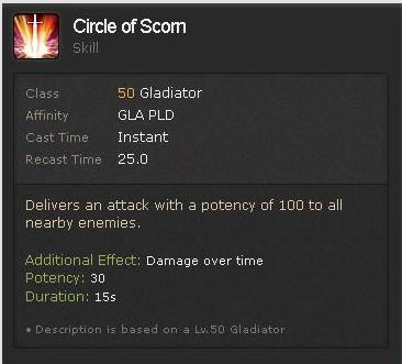 circle of scom