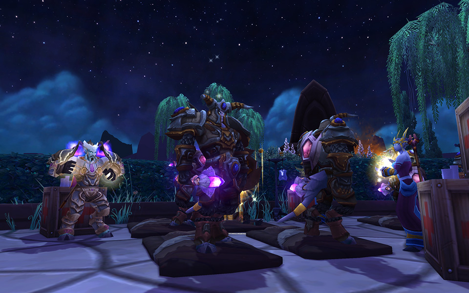 WoW Upcoming expansion-Warlords of Draenor