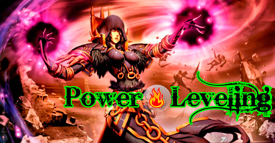 wow-power-leveling