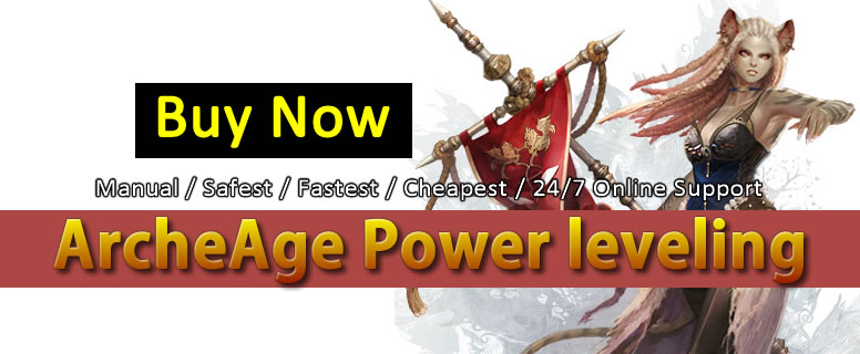 Powerlevelingmall.com provide archeage power leveling with low price and fast delivery