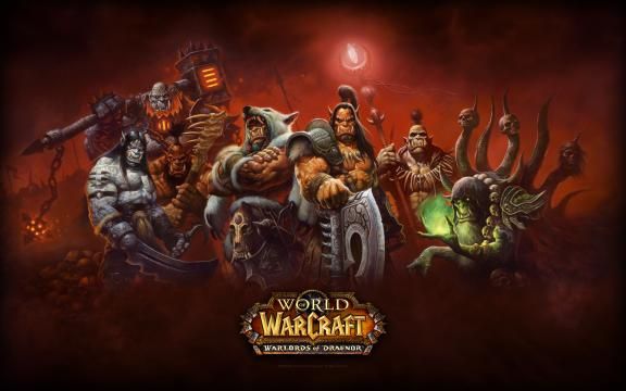 The way to get a Warlords of Draenor Beta Key