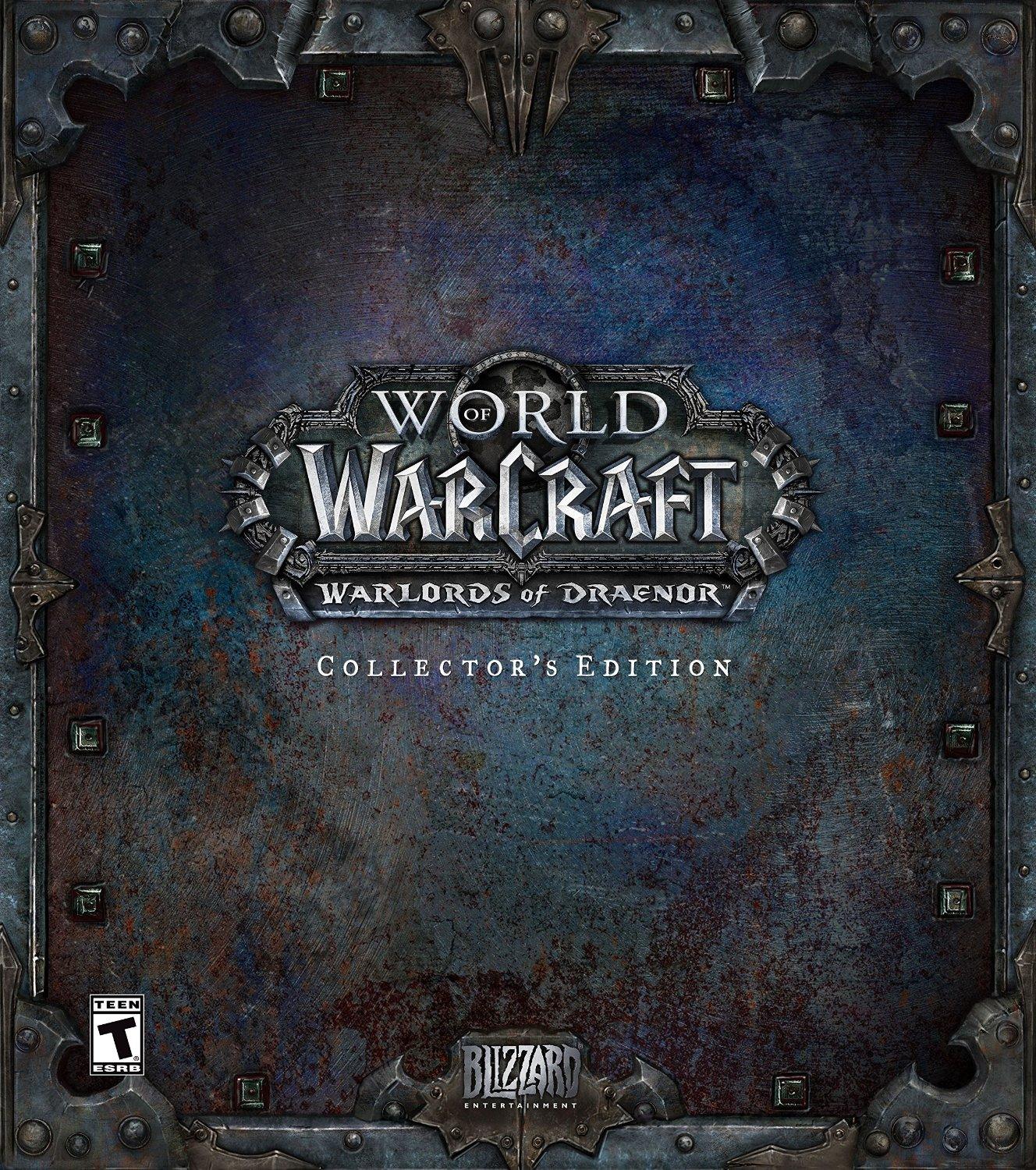 Warlords of Draenor Collector's Edition Highlights