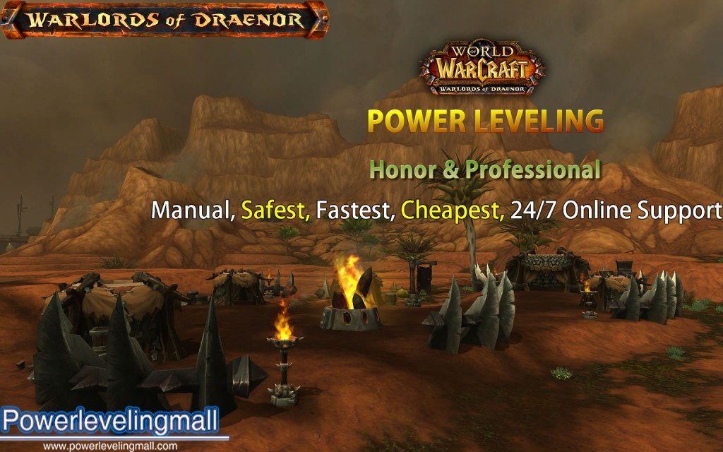 WoW Power Leveling Online