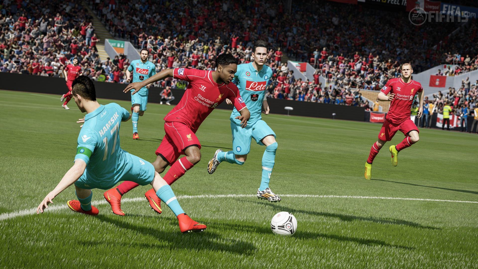 FIFA 15 Team