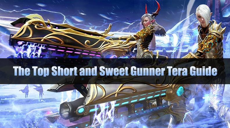 Gunner Guide TERA