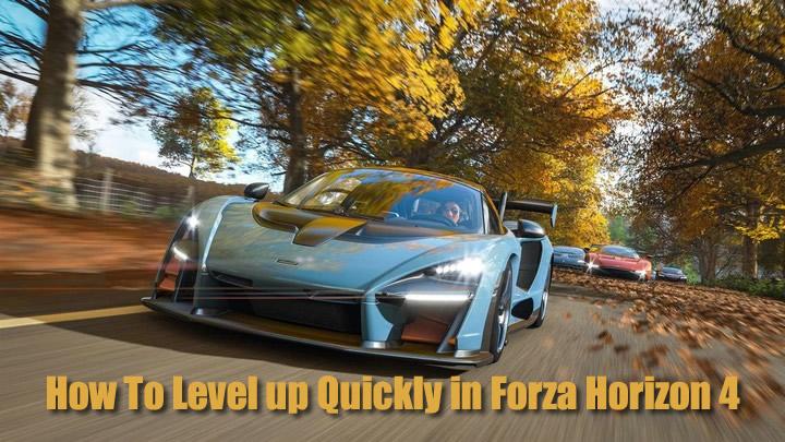 Forza Horizon 4 Tips